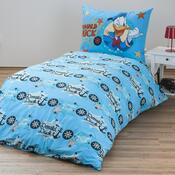 Dětské bavlněné povlečení Donald Duck,140 x 200 cm, 70 x 90 cm