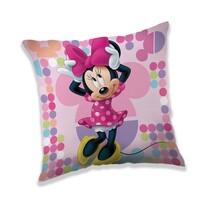 Jerry Fabrics Polštářek Minnie pink 03, 40 x 40 cm