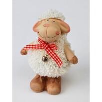 Keramická ovečka Vanda, 12 cm