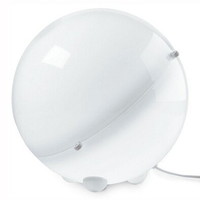 Koziol stojací lampa Orion bílá