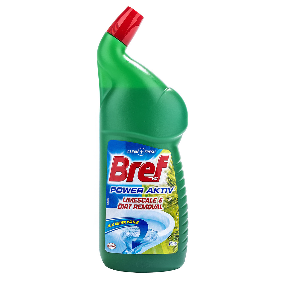 Bref WC jumbo 750 ml/power aktiv pine