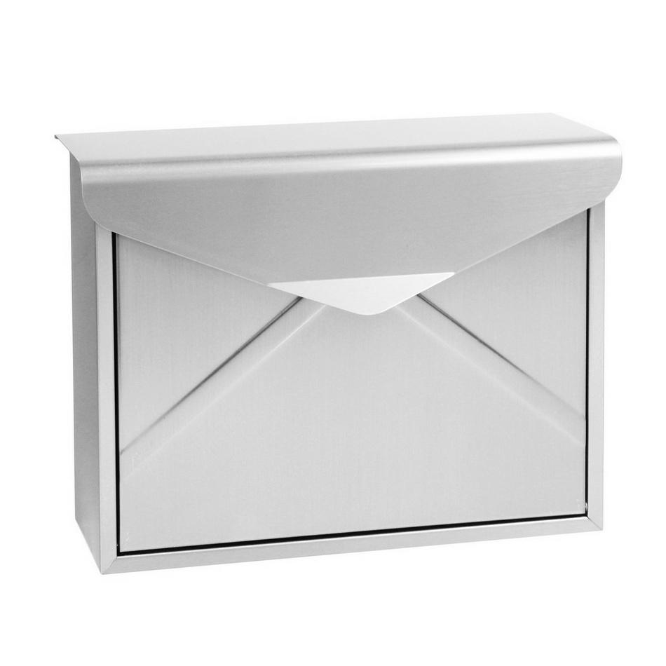 Poštovní schránka BK.57 nerez, 36x29x10 cm