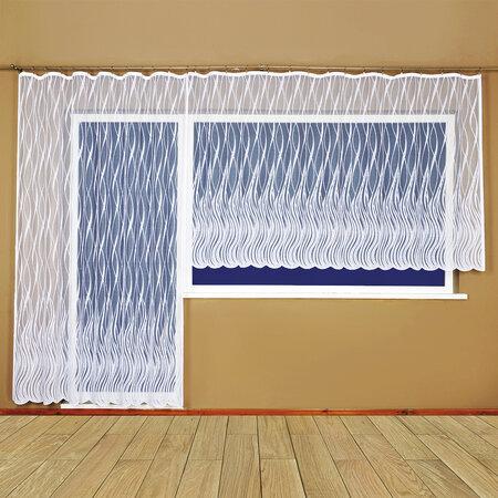 4Home firana Marika, 350 x 175 cm + 200 x 250 cm