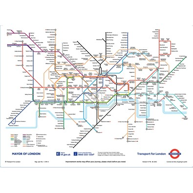Fototapeta trasa Londýnu 158 x 232 cm