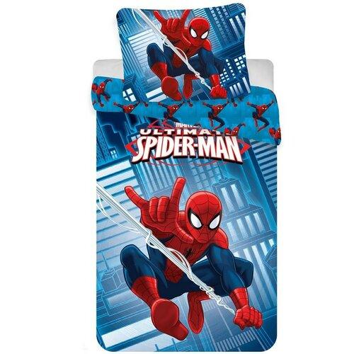 Jerry Fabrics Dětské povlečení Spiderman 2016, 140 x 200 cm, 70 x 90 cm