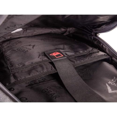Outdoor Gear Batoh na notebook Unity šedá, 30 x 45 x 18 cm