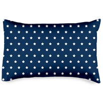 4Home Obliečka na vankúšik Stars navy blue, 50 x 7