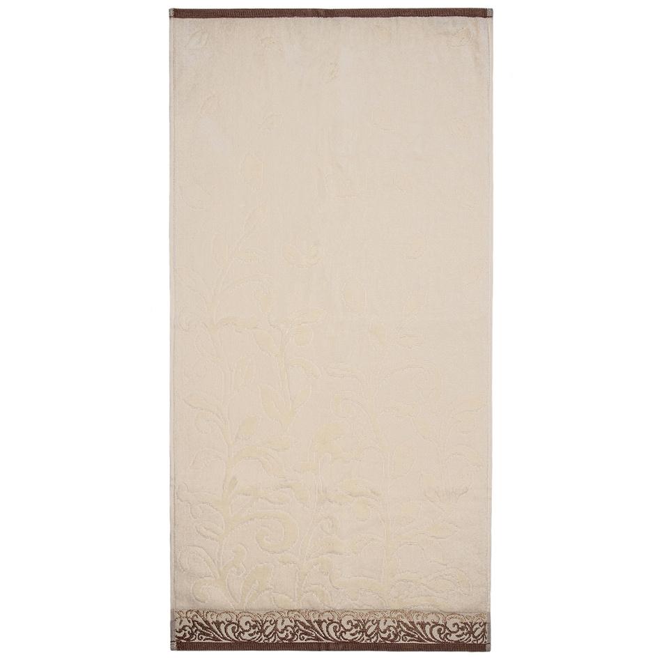 Jahu Ručník Skyline béžová, 50 x 70 cm