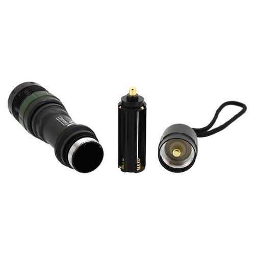 Cattara Kapesní LED svítilna Zoom 150 lm, 3,5 x 13,4 cm