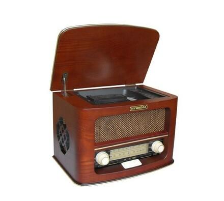 Hyundai RC606 RETRO radiopřijímač s CD