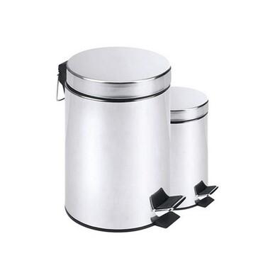 Banquet TWIZZ 2-dílná sada odpadkových košů 3 + 12 l