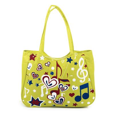 Plážová taška Music