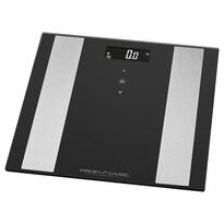 ProfiCare PC-PW 3007 szklana waga analityczna 8w1, czarny