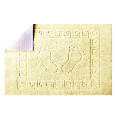 Koupelnová předložka Barefoot krémová, 50 x 70 cm