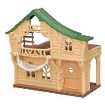 Sylvanian families 5451 dom drewniany z meblami