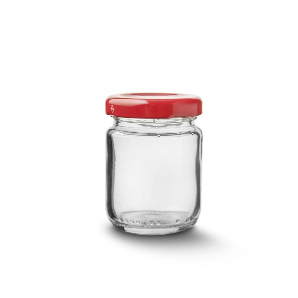 Orion Sklenice zavařovací +víčko TO4 80 ml