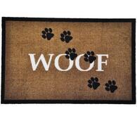 Venkovní rohožka Woof, 40 x 60 cm