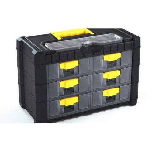 Závesný box na skrutky Cargo 6,