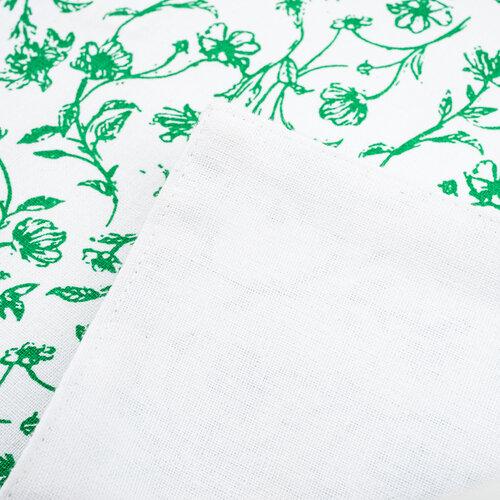 Obrus Zora biały, 60 x 60 cm