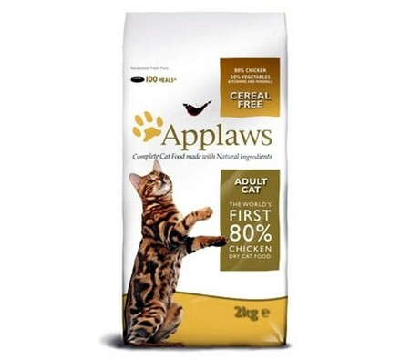 Applaws granule pro kočky Adult Cat Chicken 2 kg