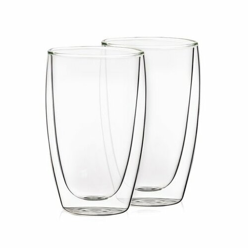 4Home Szklanka termiczna do latté Hot&Cool 410 ml, 2 szt.