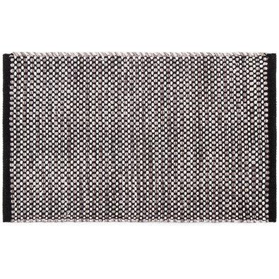 Elsa pamut darabszőnyeg, szürke, 60 x 110 cm