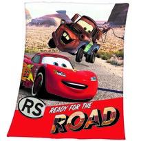 Pătură de copii Cars Ready, 130 x 160 cm