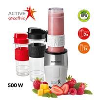 Concept SM3380 Smoothie maker  Active Smoothie 500 W fehér 2 x 570 ml + 400 ml