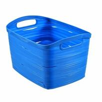 Curver Cutie depozitare Ribbon L, albastră