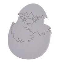Velikonoční malovací sada Kuřátko, 6 ks