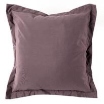 Povlak na polštářek Elle hnědá, 45 x 45 cm