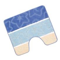 Avantgard WC szőnyeg, kék, 60 x 50 cm