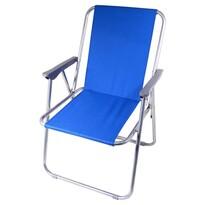 Cattara Kempingová skladacia stolička Bern, modrá