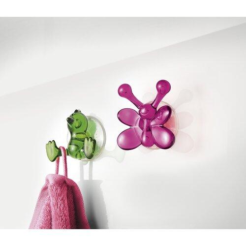 Kleine Wolke Háčik Crazy Hooks motýlik ružová
