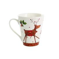 Toro Vánoční porcelánový hrnek Sob, 310 ml