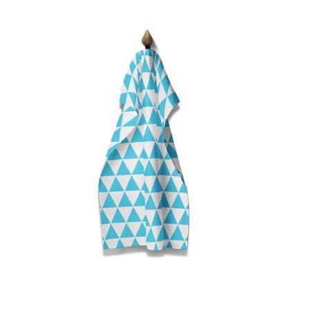 Domarex Home Chef konyhai törlőruha, kék, 45 x 65 cm