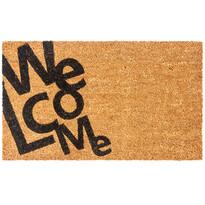 Welcome kókusz lábtörlő, 43 x 73 cm