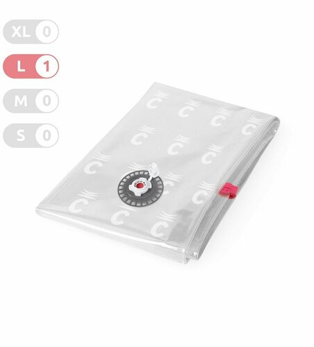 Compactor Vákuové úložné vrece Bag Aspispace L 80 x 100 cm