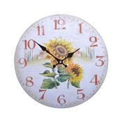 Nástěnné hodiny Slunečnice HLC1817