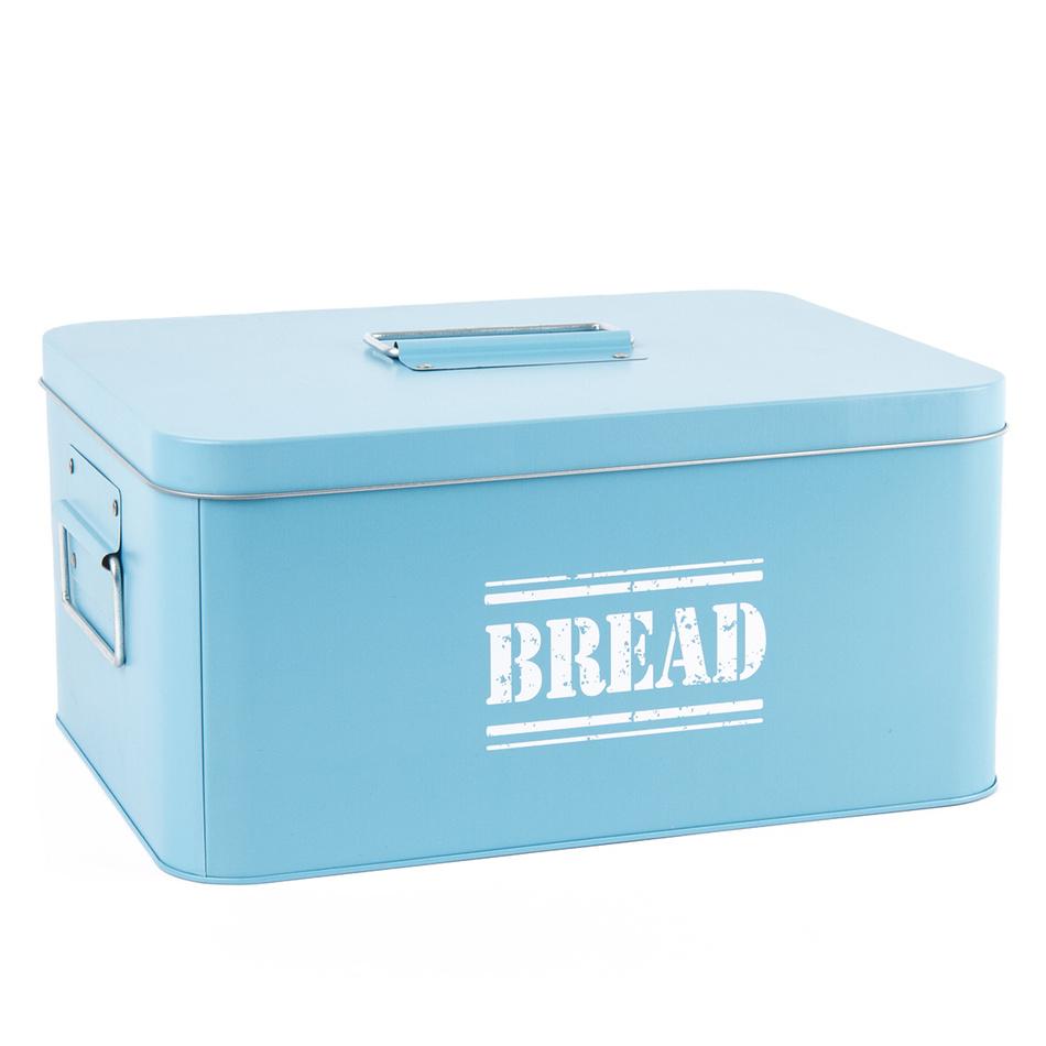 Plechová dóza Bread, sv. modrá