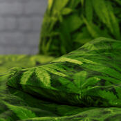 4Home výhodná sada: Bavlněné povlečení Aromatica, 2x 140 x 200 cm, 70 x 90 cm, 2x 140 x 240 cm