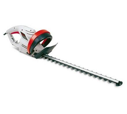Elektrické nůžky na živý plot ABG 100, šedá
