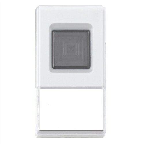 Solight 1L42T Bezdrátové tlačítko pro 1L35, 1L46, 1L56, 1L56DZ, 1L56B, 1L56BDZ a 1L57, 120 m