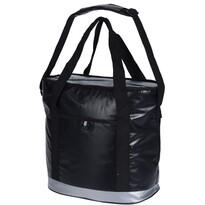 Koopman Chladicí taška Icy černá, 36 x 23 x 39 cm