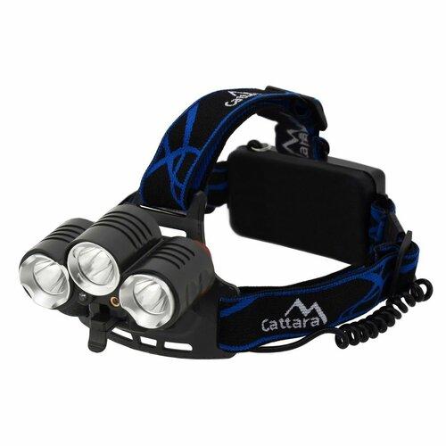 Cattara Čelovka 3 LED, 400 lm