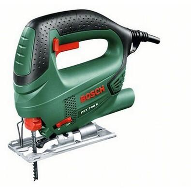 Přímočará pila Bosch PST 700 E, zelená