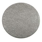 Kusový koberec Elite Shaggy šedá, průměr 160 cm