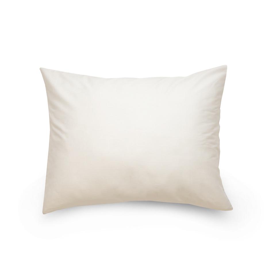 Kvalitex Obliečka na vankúš satén biela, 70 x 90 cm