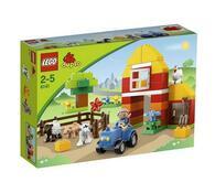 Lego Duplo Moje první farma, vícebarevná