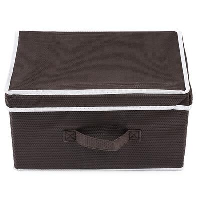 Box s víkem 34 x 24 x 19 cm